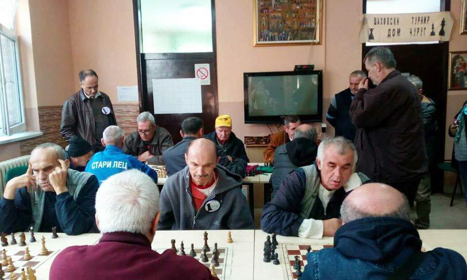 """Održan je još jedan tradicionalni """"Memorijalni šahovski turnir Boško Tucakov"""""""